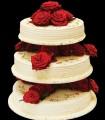 Hochzeitstorte 3-stöckig 1