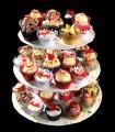 Hochzeitstorte - Cupcakes