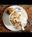 Milchkaffee - extra Sahne