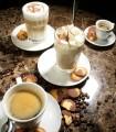 viererlei Kaffee & Heidesandkekse