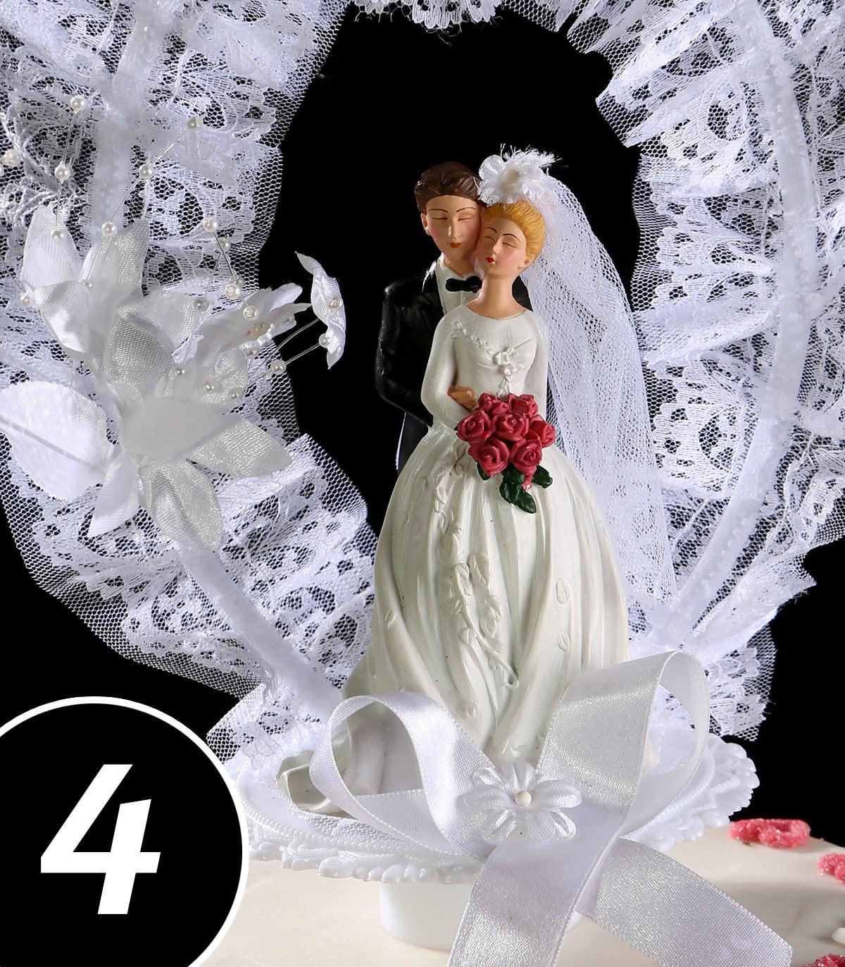 Hochzeitstorte 3 Stockig 2