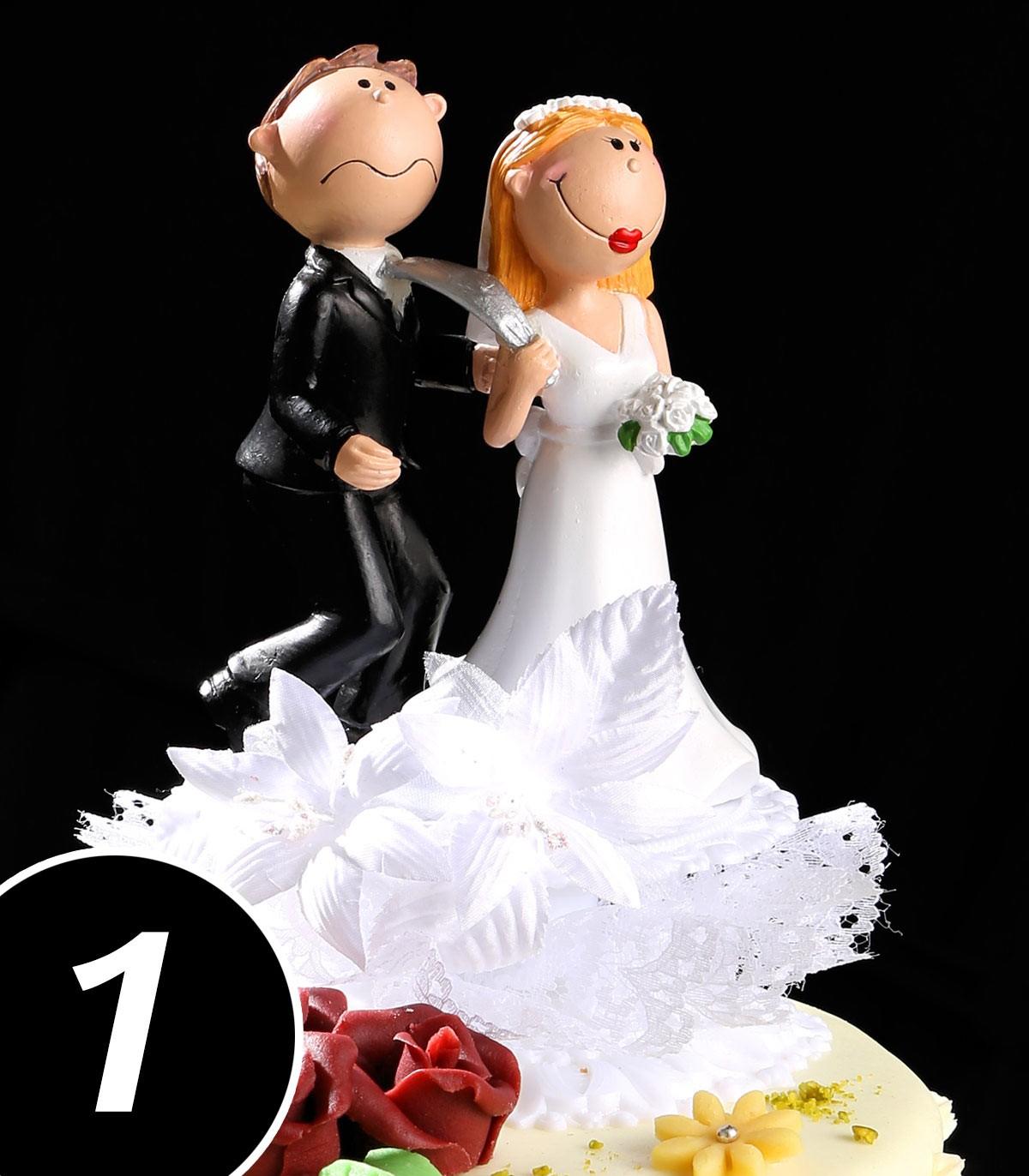 Hochzeitstorte 2 Stockig